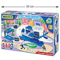 Детский игровой набор полиция Kid Cars 3D