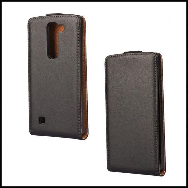 Кожаный чехол для LG Magna H502