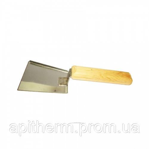 Скребок – лопатка пасечная (нержавеющая сталь)