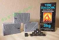 Уголь для кальяна Tom Cococha - 1 кг 120 куб