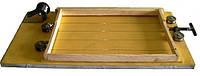 Приспособление для оснащения пчеловодных рамок проволокой, фото 1