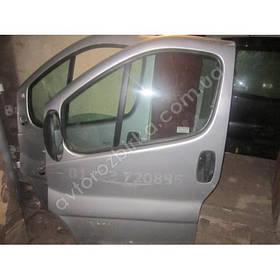 Дверка передня ліва Renault Trafic, Opel Vivaro 2001-2013, 7751478602 (Б/У)
