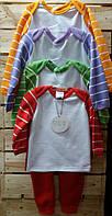Піжамний костюм(теплий)трикотажний