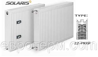 Стальной радиатор Solaris тип 22 500*1600 Турция