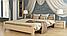 Кровать деревянная Афина двуспальная, фото 3