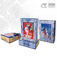 Новогодняя упаковка «Книга»