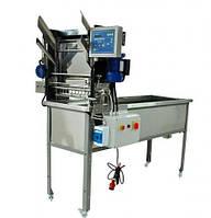 Распечатыватель сот с автоматической подачей рамок (электрические ножи), 380 В. Лысонь Польша, фото 1