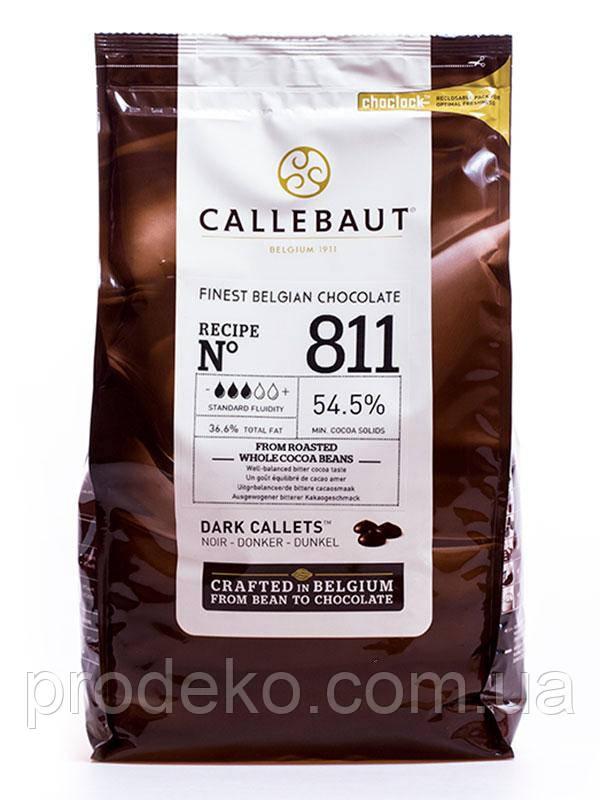 "Шоколад черный ""Callebaut Select"" 54,5% какао, каллеты, 10 кг"