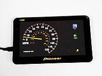 """7"""" GPS навигатор Pioneer  PI-721A 600MHz+4Gb+AV-in+BT, фото 1"""