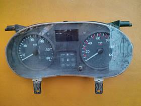 Спідометр електричний Renault Trafic, Opel Vivaro 2006-2013, 8200283196 (Б/У)