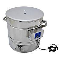 Декристаллизатор отстойник 50 литров с регулятором температуры. Tomasz Łysoń