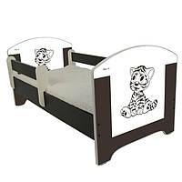 Детская кровать Oskar Venge Тигрик 140 х 70 Baby Boo 100151