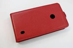 Кожаный чехол для Microsoft Lumia 525