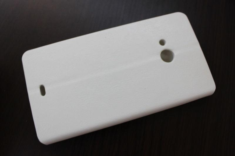 Кожаный чехол для Microsoft Lumia 540