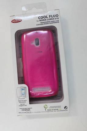 Чехол-накладка для Nokia 610, фото 2