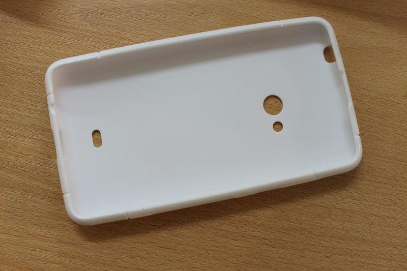 Силиконовый чехол для Nokia Lumia 625