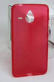 Силиконовый чехол для Nokia Lumia 640 XL