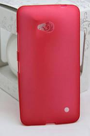 Силиконовый чехол для Nokia Lumia 640