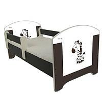 Детская кровать Oskar Venge Жирафа 140 х 70 Baby Boo 100152