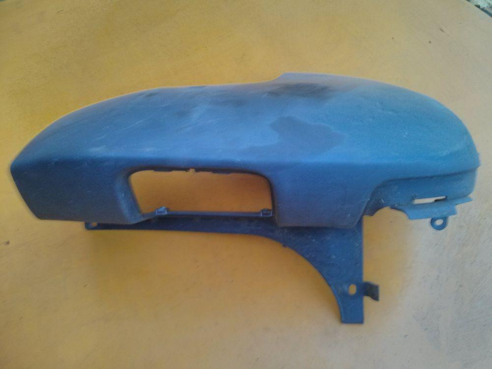 Клык заднего бампера правый Renault Trafic, Opel Vivaro 2001-2014 (Б/У)