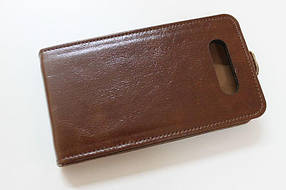 Кожаный чехол для Microsoft Lumia 820
