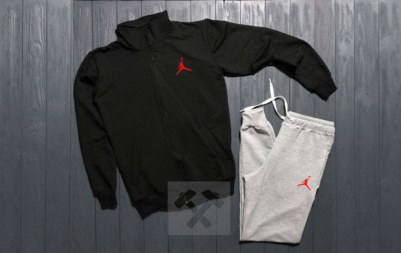 Мужские спортивные костюмы Jordan (джордан)Двухнитка,хлопок 90% , эластан  10% c55f37a6f61