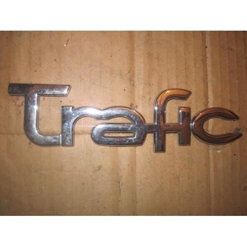Емблема «Trafic» Renault Trafic, Opel Vivaro 2001> (Б/У)