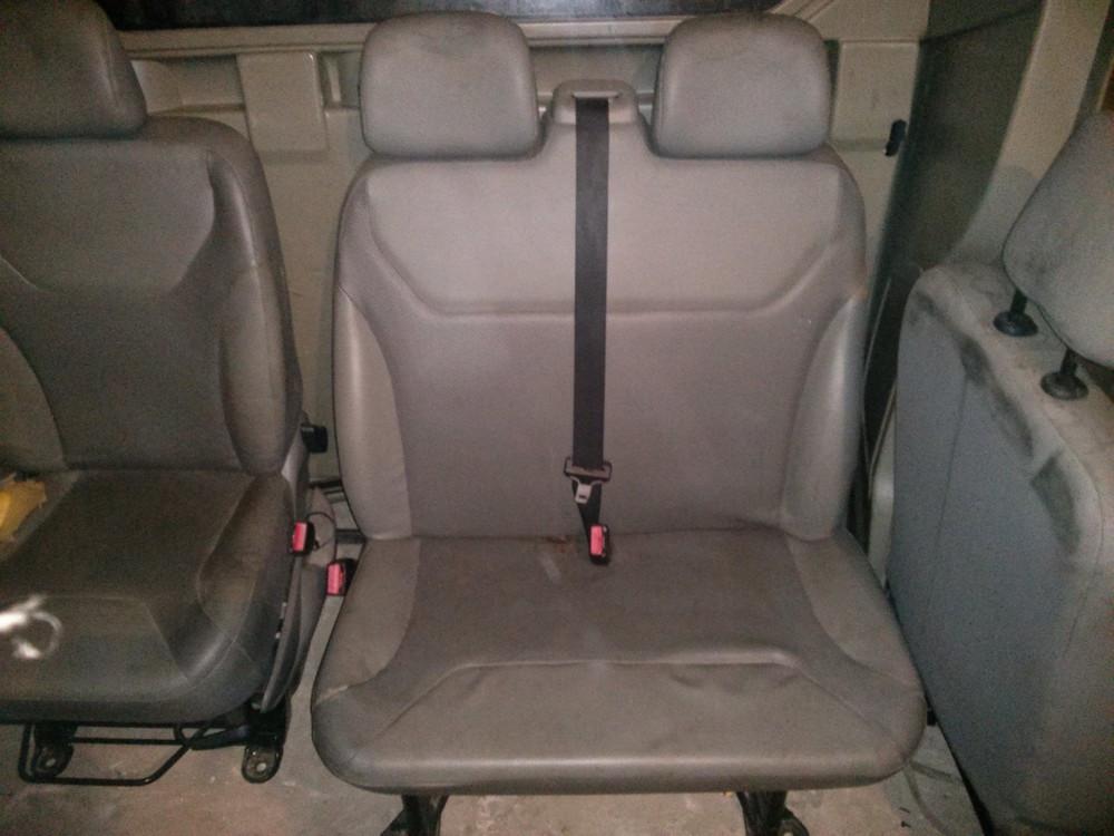 Сидіння пасажирське подвійне Renault Trafic, Opel Vivaro 2001> (Б / У)