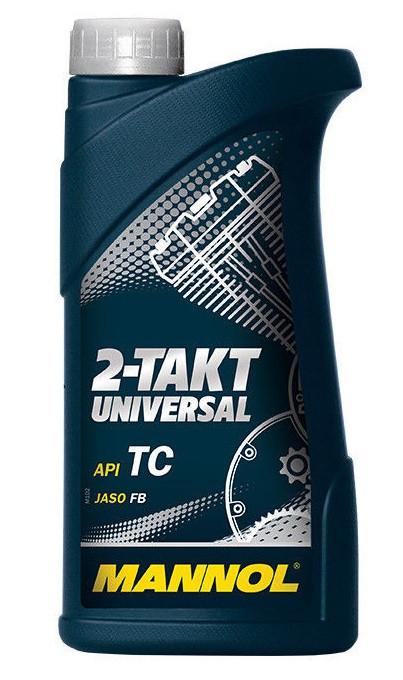 Масло моторное Mannol 2T Universal 1л