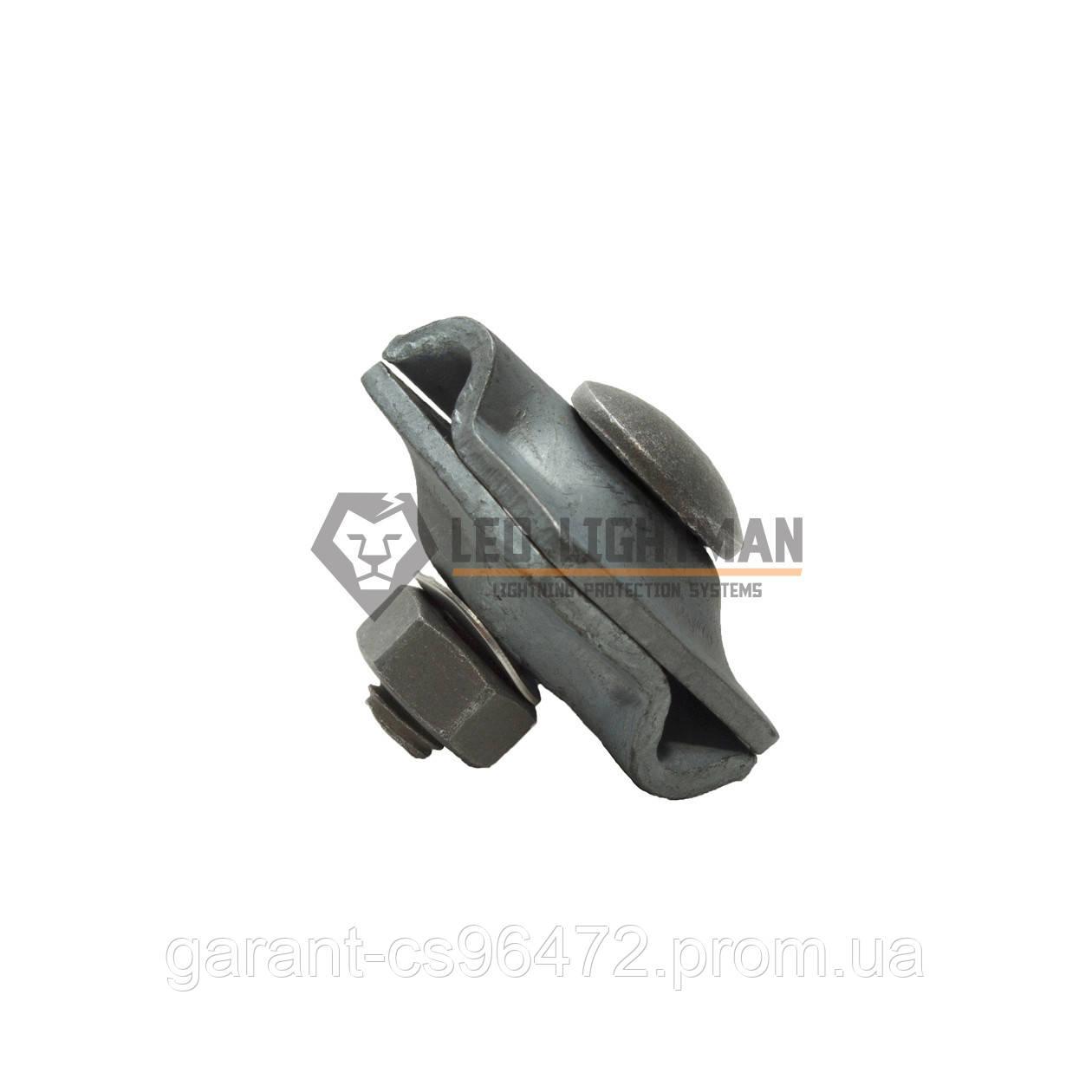 Соединитель Vario для круглых проводников Ø8-10 мм St/tZn