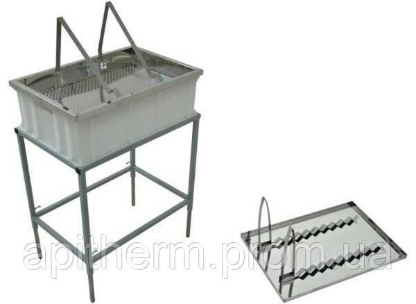 Стол для распечатки сот двух функциональный