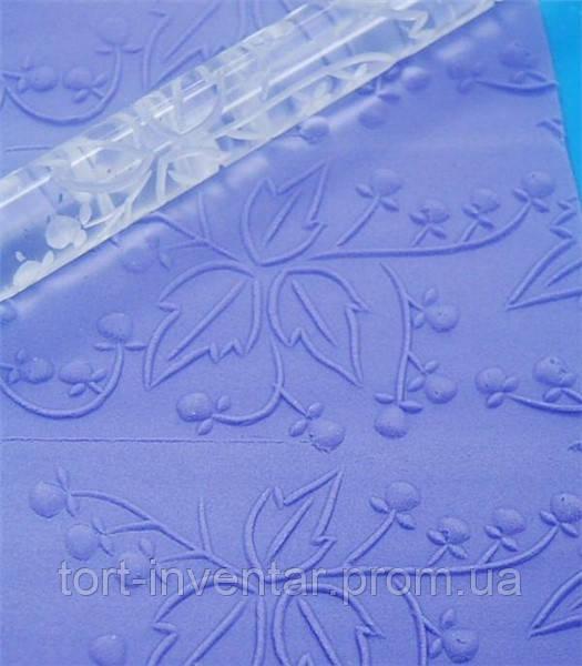 Baking Tools Скалка текстурная Ягоды