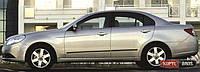 Молдинг двери Subaru Outback - (C) 2009