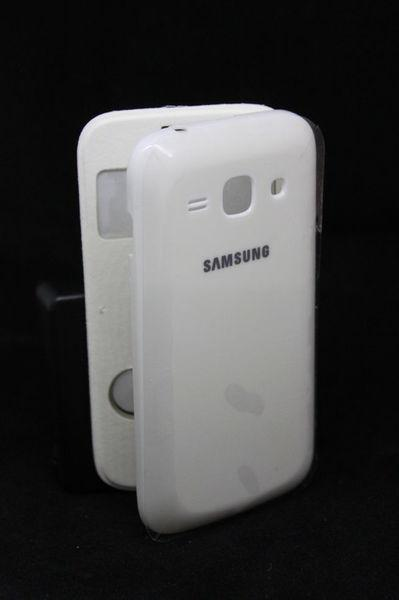 Кожаный чехол для Samsung Galaxy Ace 3