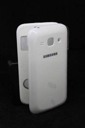 Кожаный чехол для Samsung Galaxy Ace 3, фото 2