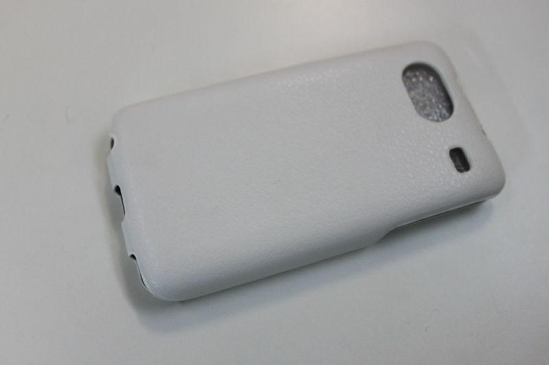 Кожаный чехол для Samsung Galaxy S Advance I9070