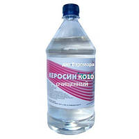 Керосин, очищенный для дымовой пушки «ВАРОМОР» 0.8 литр. Украина