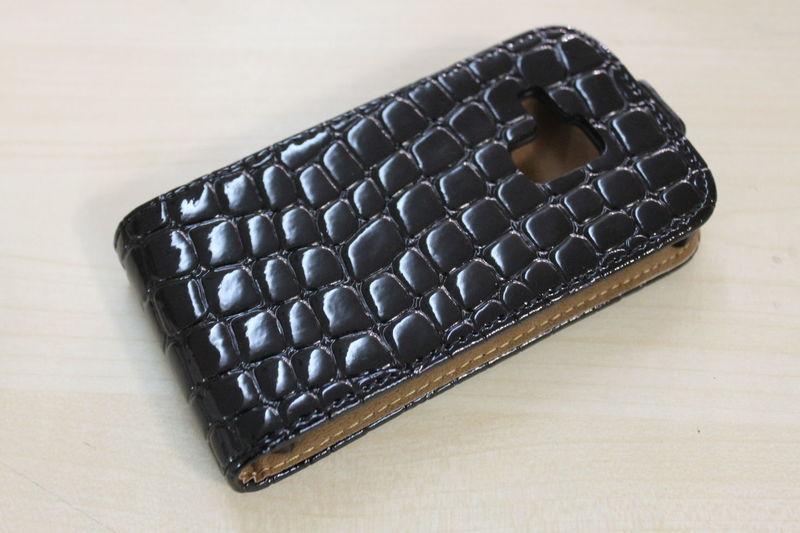 Кожаный чехол для Samsung Galaxy S Duos GT-S7562