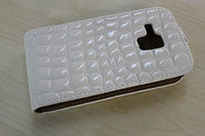 Кожаный чехол для Samsung Galaxy S Duos GT-S7562, фото 3