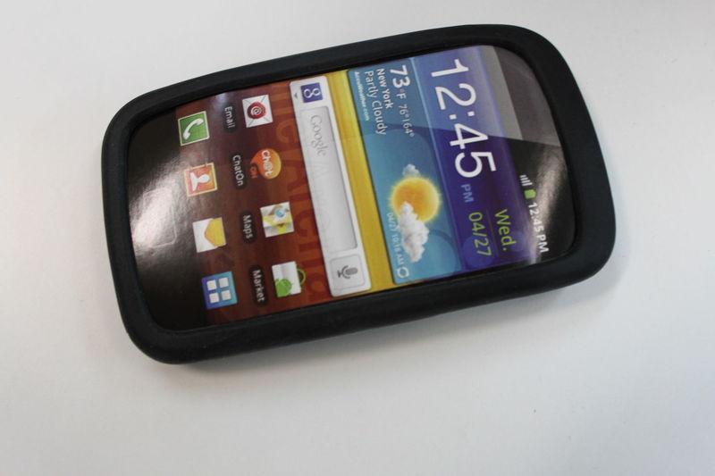 Силиконовый чехол для Samsung Galaxy Mini 2 S6500