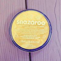 Аквагрим для лица и тела Snazaroo, натуральный, 18мл