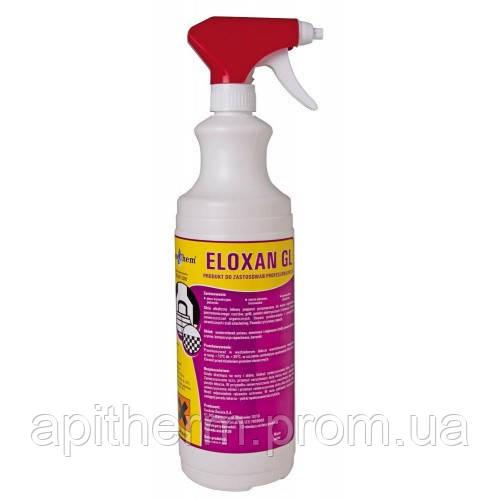 Препарат для чистки ELOXAN GL, упаковка. 1 литр. SaneChem Польша