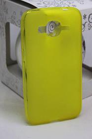 Силиконовый прозрачный чехол для Samsung Galaxy Core Prime G361H