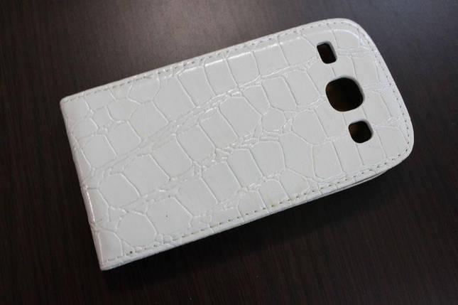 Кожаный чехол для Samsung Galaxy Core Duos I8262, фото 2