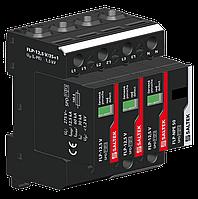 Ограничитель перенапряжения УЗИП SALTEK FLP-12,5 V/3S+1, фото 1