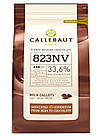 "Шоколад кувертюр молочный ""Callebaut Select"" 33,6 % какао, каллеты 10 кг, фото 2"