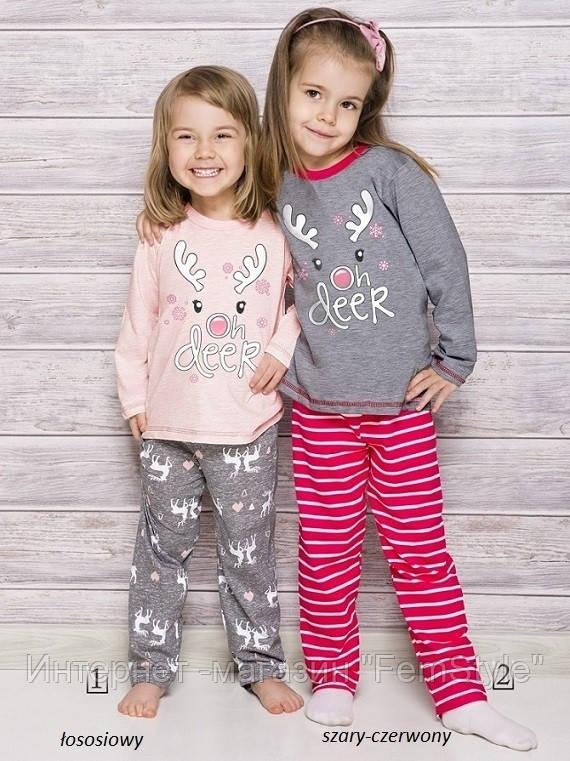 0973a5183584 Новогодняя Детская пижама с оленем Taro 1167, цена 364 грн., купить в  Днепре — Prom.ua (ID#583420668)