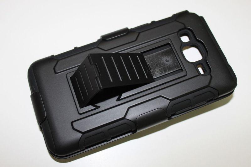 Противоударный чехол-трансформер для Samsung Galaxy Grand Prime G531H