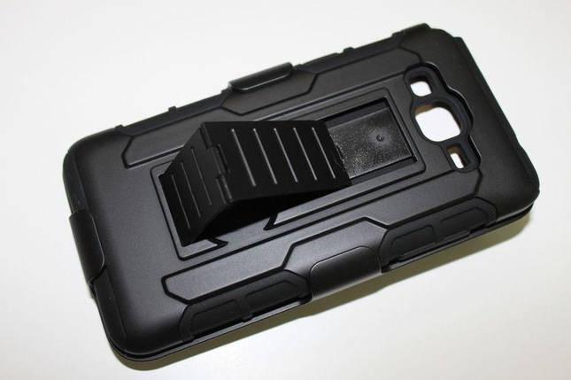 Противоударный чехол-трансформер для Samsung Galaxy Grand Prime G531H, фото 2