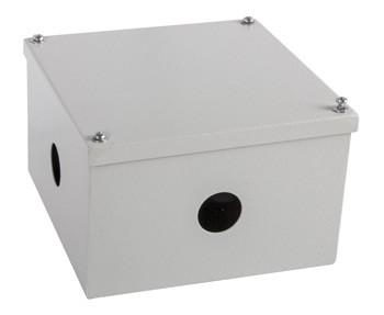 Коробка распределительная металлическая e.db.stand.kr20.200.200.90